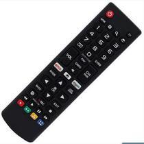 Controle Remoto para Tv LG Smart Compatível com Akb75095315 netflix e amazon - Sky
