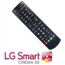 Controle Remoto Para Tv LG Smart - Tecla futebol, 3D, Smart - Serve em todos modelos - Fgb