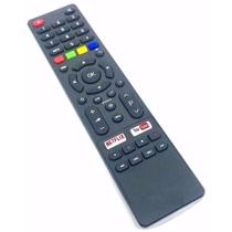 Controle Remoto para TV Philco Smart 4k com Teclas Netflix Youtube Ginga - Mxt