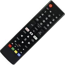 Controle Remoto Para Tv  Smart Função Futebol Akb74915321 - Mb