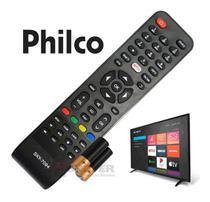 Controle Remoto Philco Led Smart Netflix E Youtube Sky7094 -