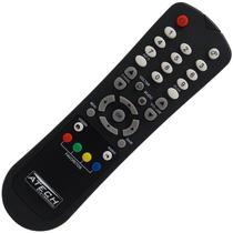 Controle Remoto Receptor Oi TV / Orbisat CR-04 / DTH-S2200 - Atech eletrônica