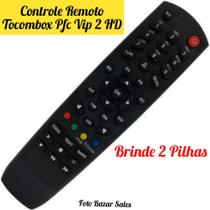 Controle Remoto Tocombox PFC VIP 2 HD