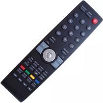 Controle Remoto Tv Aoc Led LCD Tecla Service Sound Televisão - Sky