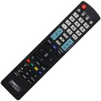 Controle Remoto TV LCD / LED LG AKB73615319 /  42LM6200 / 47LM6200 / 55LM6200 / 65LM6200 / 42LM6210 / 47LM6210 / ETC - Atech