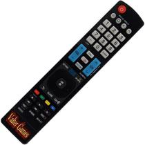 Controle Remoto TV LCD / LED LG AKB73756504 (Smart TV) -