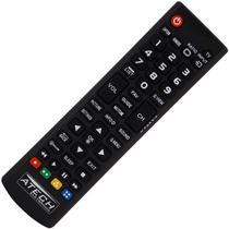 Controle Remoto TV LCD / LED / Plasma LG AKB73715613 / 32LN540B / 32LN536B / 32LN5400 / 39LN5400 - Atech eletrônica
