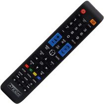 Controle Remoto TV LCD / LED Samsung Smart TV - Importado