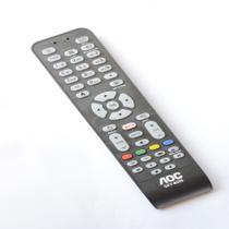 Controle Remoto TV LED AOC RC1994713  com Netflix -