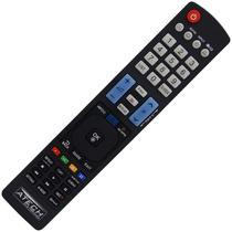 Controle Remoto TV LED LG AKB73756504 / 47LA8600 / 55LA8600 / 60LA8600 / 70LA8600 (Smart TV) - Atech