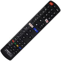 Controle Remoto TV LED Philco com Netflix / Youtube / Internet (Smart TV) - Paralelo