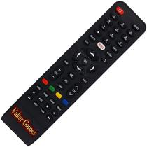 Controle Remoto TV LED Philco PH32C10DSGWA / PH43N91DSGWA / PH50A17DSGWA / PH55A16DSGWA / PH60D16DSGWN (Smart TV)