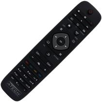 Controle Remoto TV LED Philips 42PFL5007G / 47PFL5007G / 42PFL6007G (Smart TV) - Atech