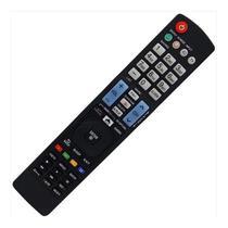 Controle Remoto TV LG 3D Smart 32LM6200, 42LM6200, 47LM6200, 55LM6200, 65LM6200, 32LM6210, 42LM6210 - Sky