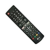 Controle Remoto TV LG AKB75095315 com Tecla Netflix Original -