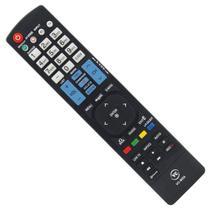controle remoto tv lg lcd led 3d plasma 3d vc-8024 -