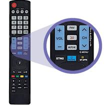 Controle Remoto TV LG (MY APPS) AKB73615319 -