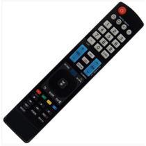 Controle Remoto TV LG Smart 3d Função My Apps AKB73615319 / AKB73615320 / AKB73756527 - Sky