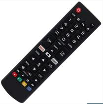 Controle Remoto TV LG Smart  com Netflix e Amazon LE-7045 - Lelong/sky