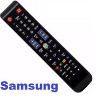 Controle Remoto TV  Samsung Smart TV Led  AA59-00588A - Ciriacom