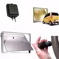 Controle Remoto Tx Car Peccinin Aciona Motor Portão Com Farol do Veículo -