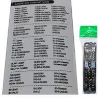 Controle Remoto Universal Para Tv Lcd/led Vc-2885 Sony  Panasonic  Sanyo  Hitachi  Toshiba  Philips  Lg  Samsung - Fgb