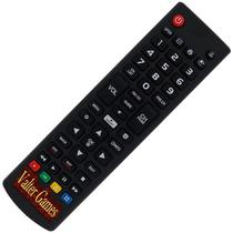 Controle Remoto Universal TV LED / LCD Samsung e LG com Função Smart / Futebol / 3D -