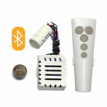 Controle Remoto Ventilador Teto Aliseu IC55B 220V Bluetooth -