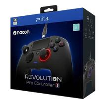 Controle Revolution Pro Nacon Revolution V2 Ps4 - Preto