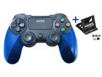 Controle Sem fio Compatível Para Ps4 Video game + Suporte Celular - Foyu