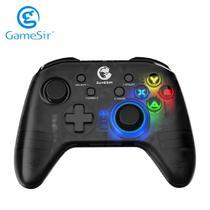 Controle sem fio GameSir T4 Pro bluetooth compatível com Nintendo Switch/Android/Iphone/Pc -