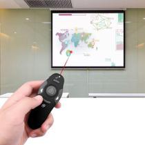Controle Sem Fio Laser P/ PowerPoint Ideal para professores - B-Max -