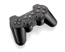 Controle Sem Fio Multilaser para Playstation 2 Playstation 3 e Pc JS072
