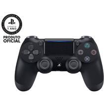 Controle Sem Fio Original Dualshock 4 Sony Ps4 - Preto -