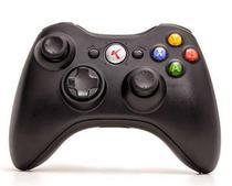 Controle Sem Fio Para Xbox 360 Knup Kp-5122 -