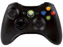 Controle sem Fio para Xbox 360 - Microsoft