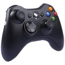 Controle Sem Fio Para Xbox 360 Slim / Fat Joystick Wireless - Xz