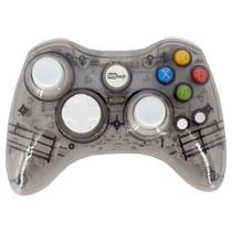 Controle Sem Fio Transparente À Pilha Para Xbox 360 - Cinza - Royal