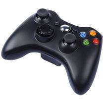 Controle Sem Fio Wireless Joystick Xbox 360 Até 7 metros -