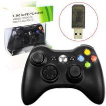Controle Sem Fio Xbox 360 Wireless Genérico - Global