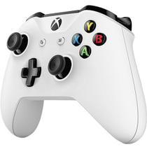 Controle Sem Fio Xbox One Branco Com Bluetooth - Microsoft -