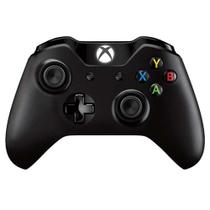 Controle Sem Fio Xbox One com Conector P2 Preto - Microsoft -