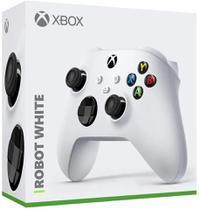 Controle Sem Fio Xbox One Series Robot White -