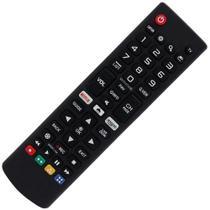 Controle Smart TV LG 4K Led Ultra Hd Akb75095315 Com Tecla Netflix e Amazon - Lelong