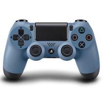Controle Sony Dualshock 4 Grey Blue sem fio - PS4 -