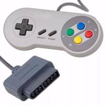 Controle Super Nintendo Snes Playgame -