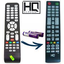 Controle tv hq smartv universal -