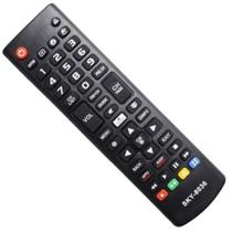 Controle TV Lcd Led LG Samsung Smart 3D com Tecla Futebol SKY-8036 - Link