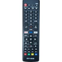 Controle TV LG LCD/LED Netflix Smart Amazon SKY-9058 -