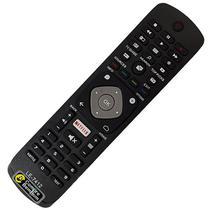 Controle Tv Philips Smart Botão Netflix LE 7412 - Mxt